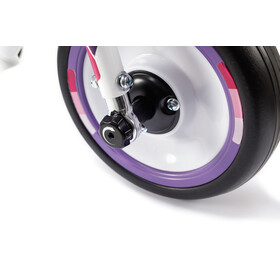 "s'cool pedeX 3in1 - Draisienne Enfant - 10"" violet/blanc"